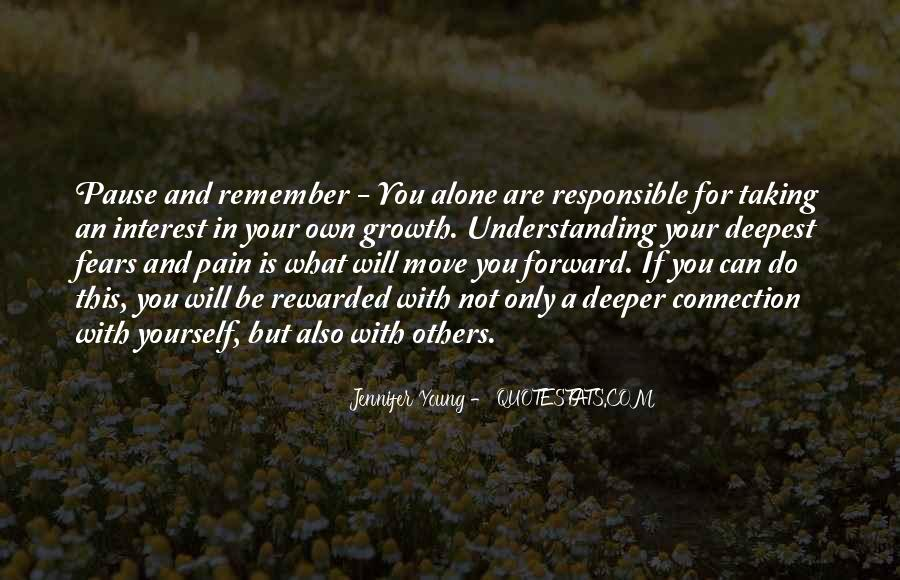 Quotes About You Are Not Alone #185113