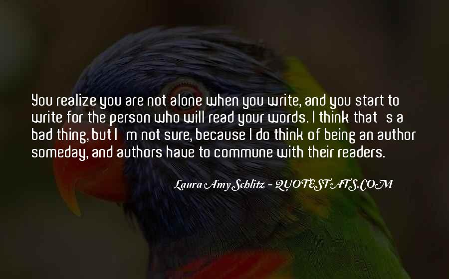 Quotes About You Are Not Alone #615315