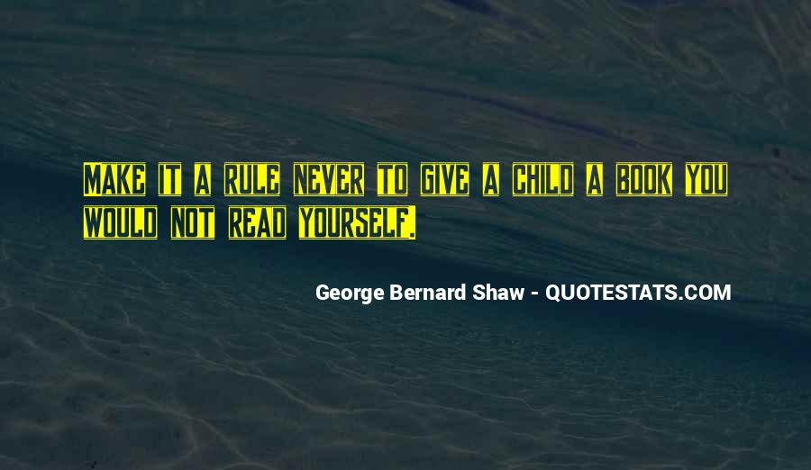 Quotes About Shaw #15561