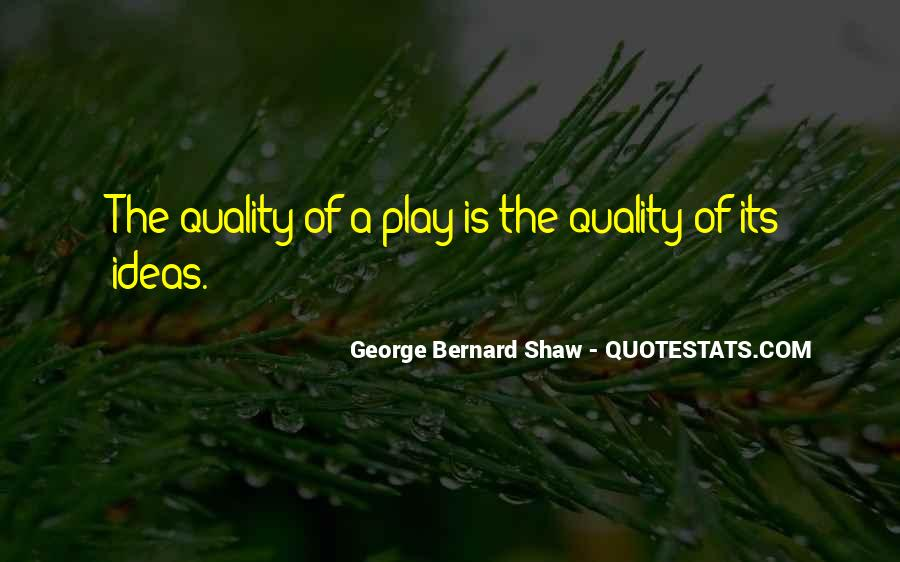 Quotes About Shaw #18849