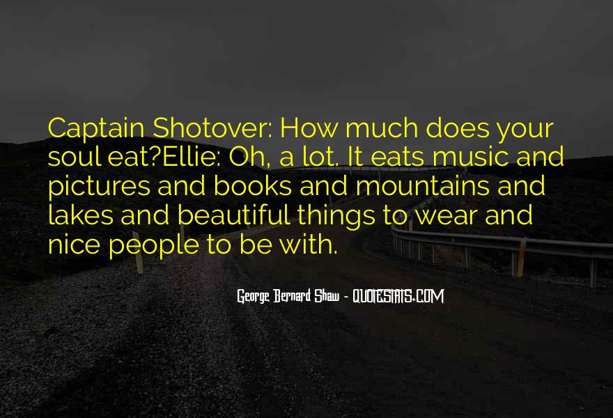 Quotes About Shaw #70791