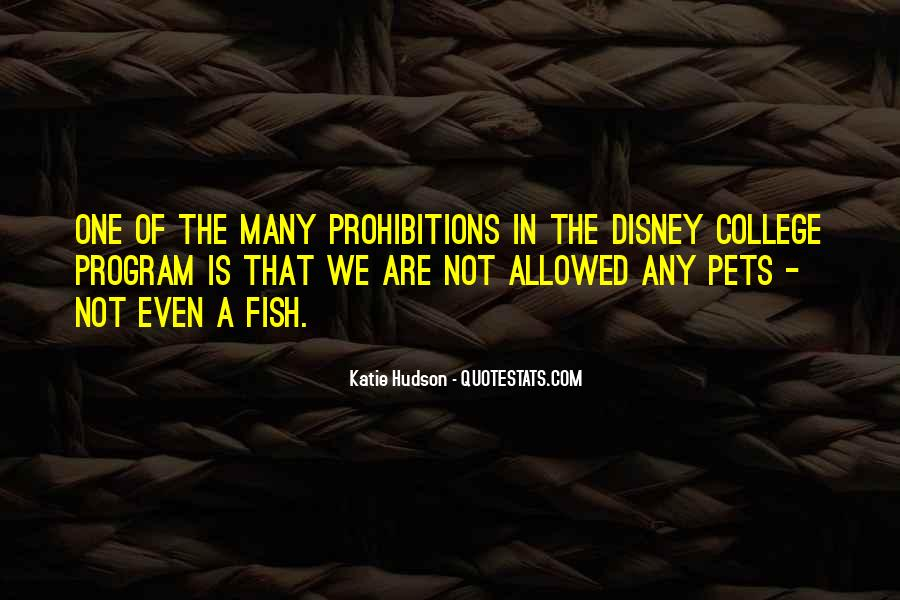 Quotes About Fish As Pets #1458892