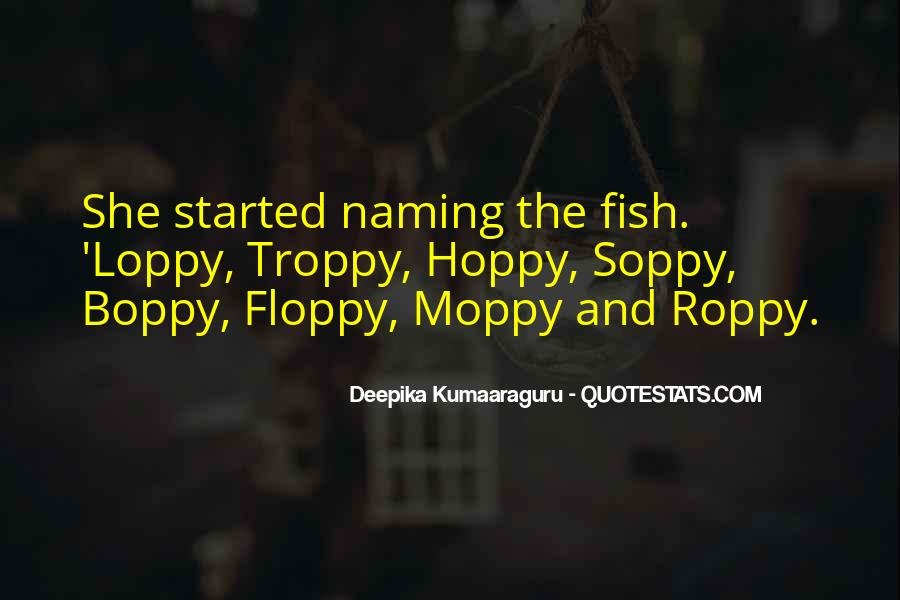 Quotes About Fish As Pets #1558956
