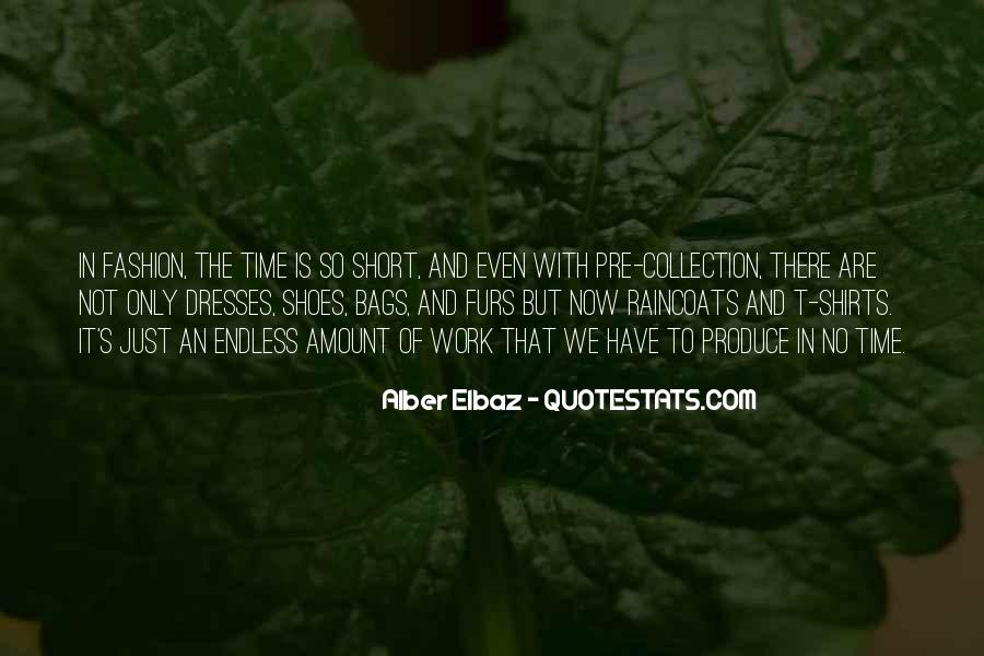 Quotes About Short Dresses #1639332