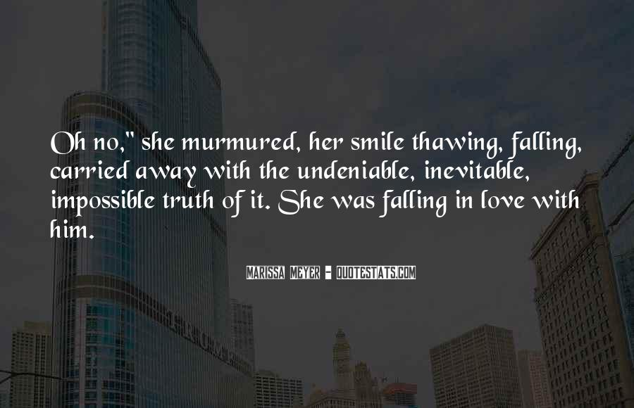 Quotes About Falling For Someone's Smile #1022094