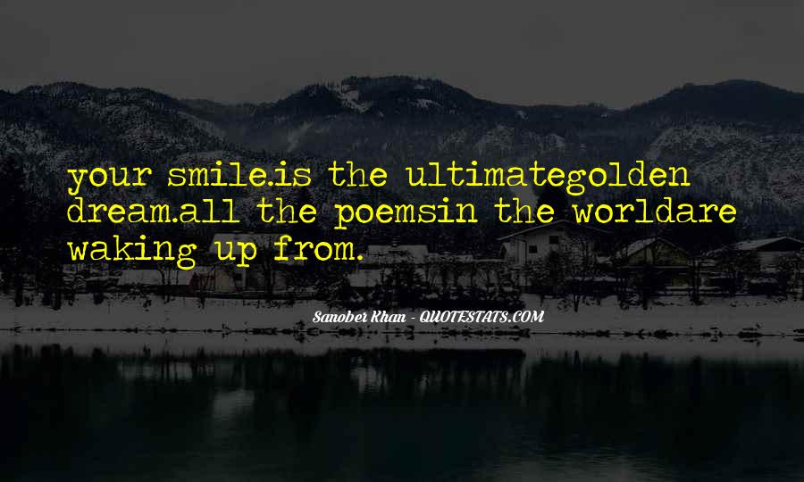 Quotes About Falling For Someone's Smile #14015