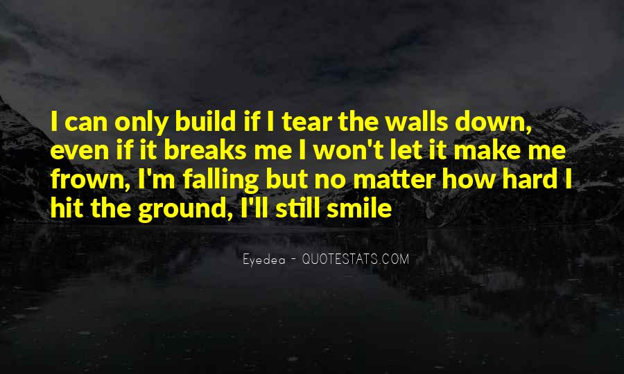 Quotes About Falling For Someone's Smile #154741