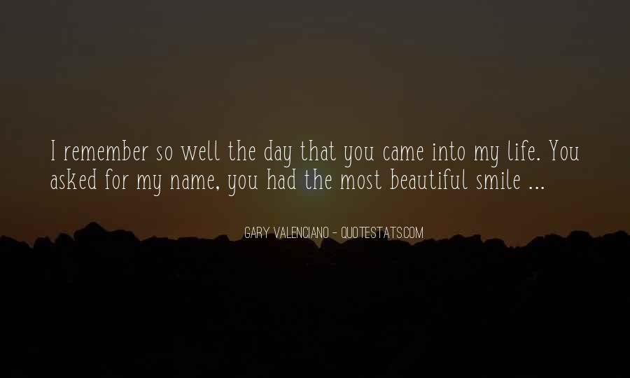 Quotes About Falling For Someone's Smile #1730882