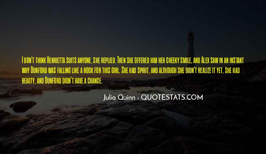 Quotes About Falling For Someone's Smile #310879