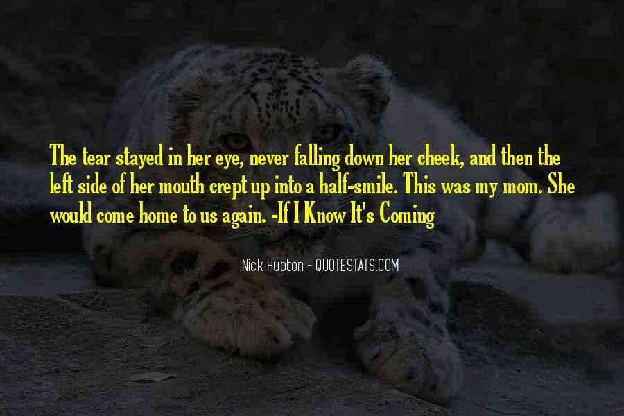 Quotes About Falling For Someone's Smile #956037
