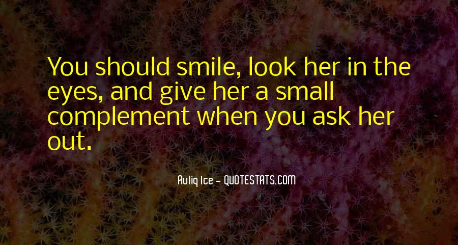 Quotes About Falling For Someone's Smile #980601