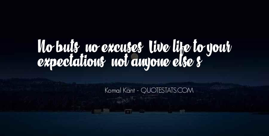 Quotes About No Expectations #177171