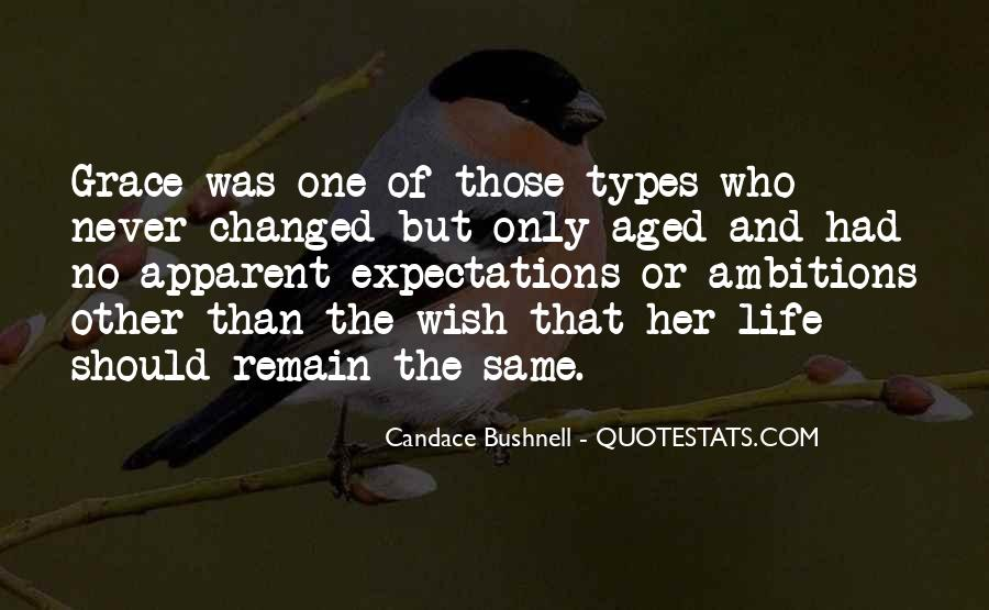 Quotes About No Expectations #202153