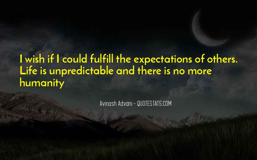 Quotes About No Expectations #208548