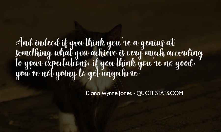 Quotes About No Expectations #214971