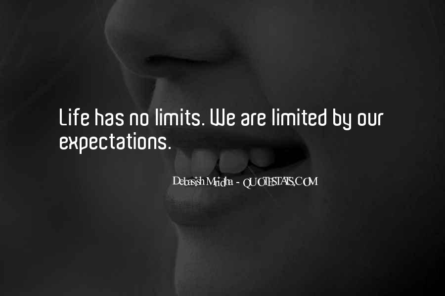 Quotes About No Expectations #222329