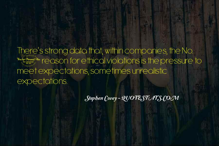 Quotes About No Expectations #229904
