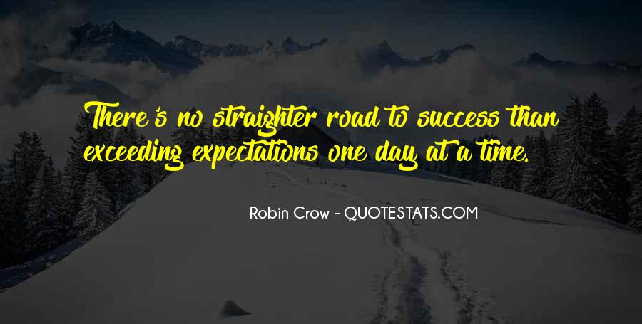 Quotes About No Expectations #317698