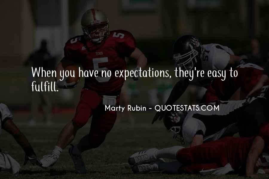 Quotes About No Expectations #452435