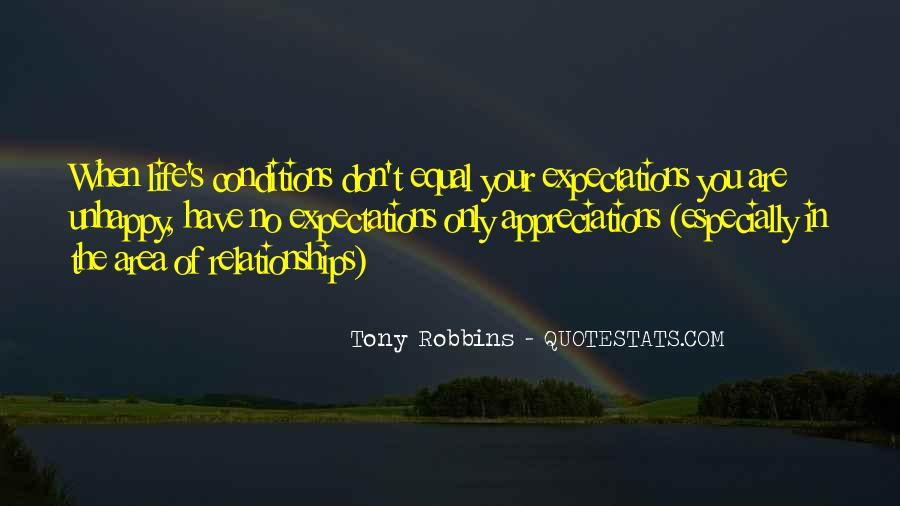 Quotes About No Expectations #97906