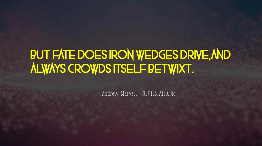 Quotes About Crowds #108420