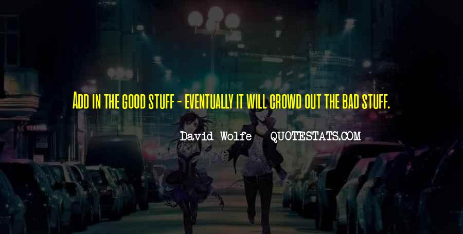 Quotes About Crowds #168400