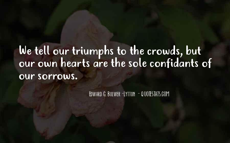 Quotes About Crowds #225211