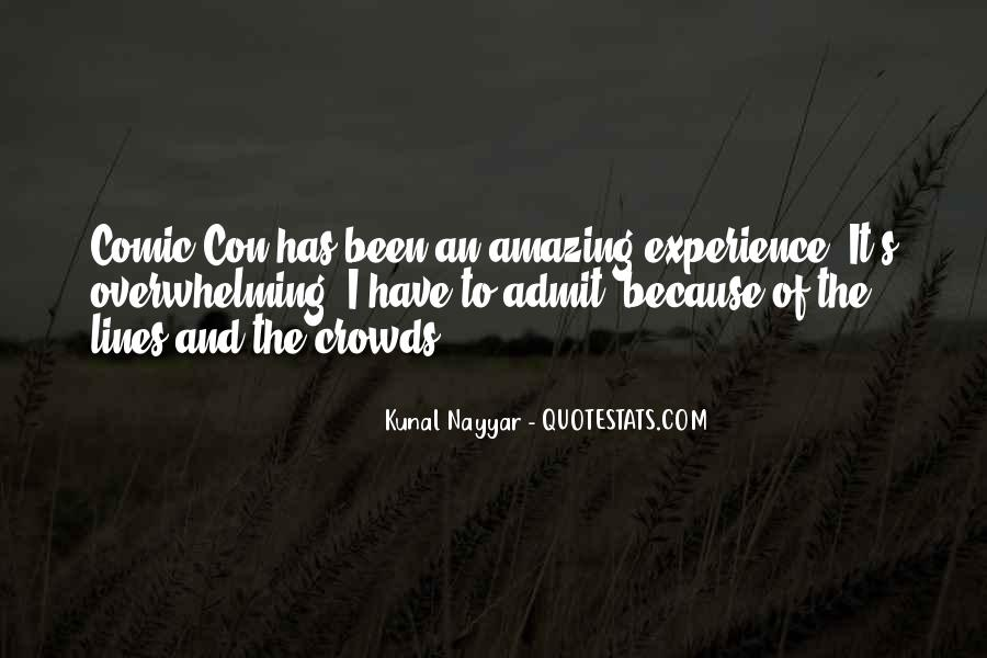 Quotes About Crowds #74733