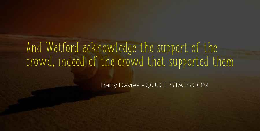 Quotes About Crowds #82012