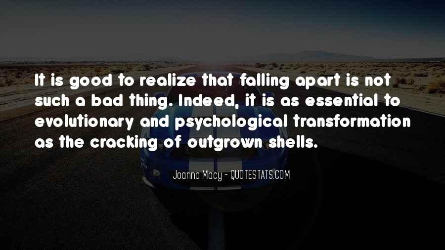 Quotes About Not Falling Apart #1341274