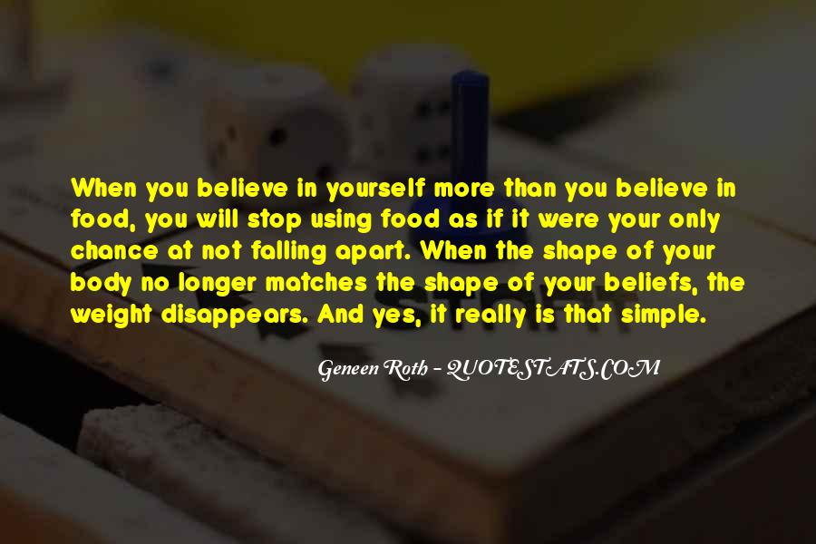 Quotes About Not Falling Apart #1612849