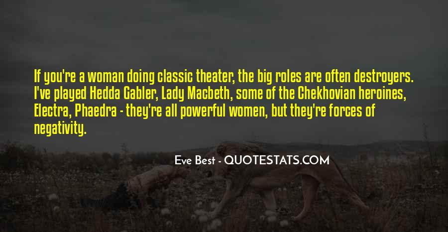 Quotes About Destroyers #1090197