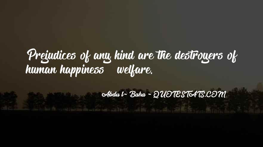 Quotes About Destroyers #1454046
