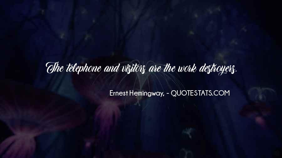 Quotes About Destroyers #1575128
