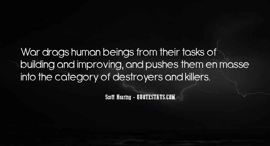 Quotes About Destroyers #173734