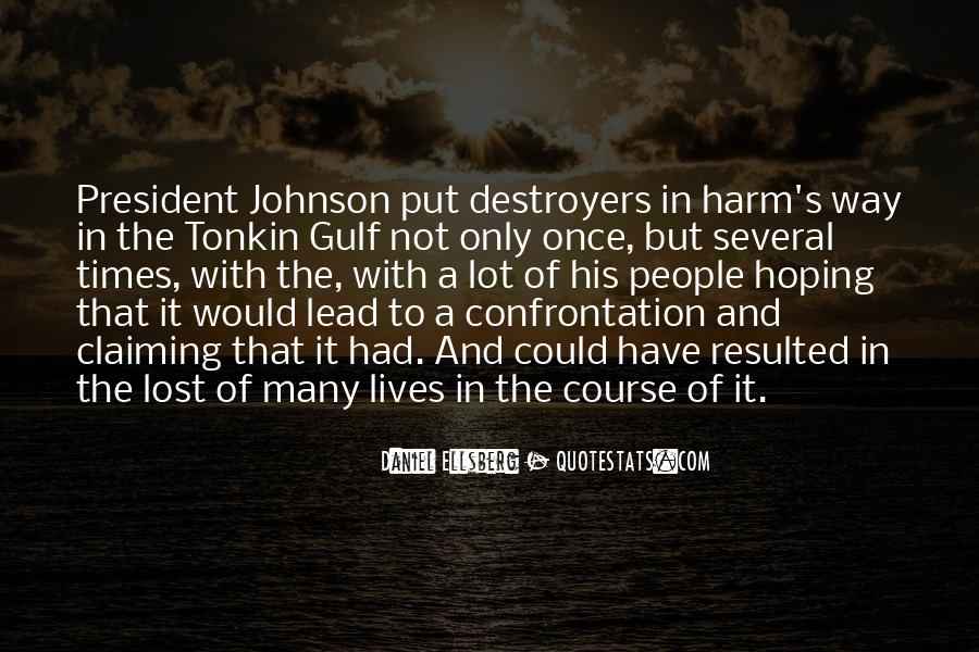 Quotes About Destroyers #31246