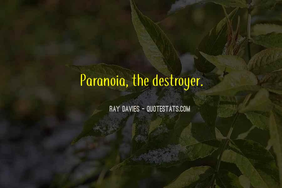 Quotes About Destroyers #400713