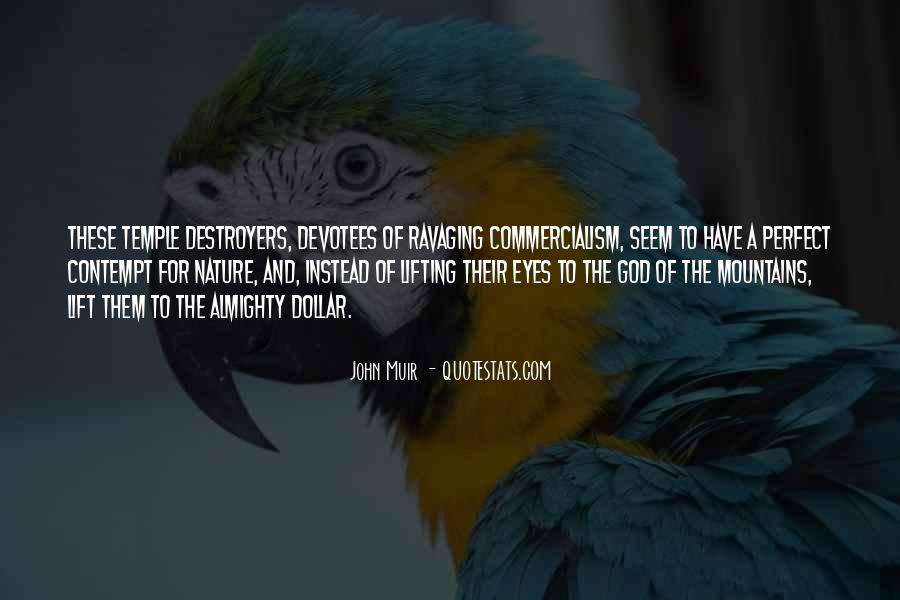 Quotes About Destroyers #575586