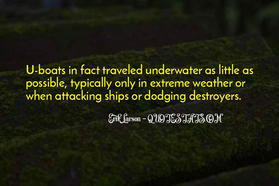 Quotes About Destroyers #577021