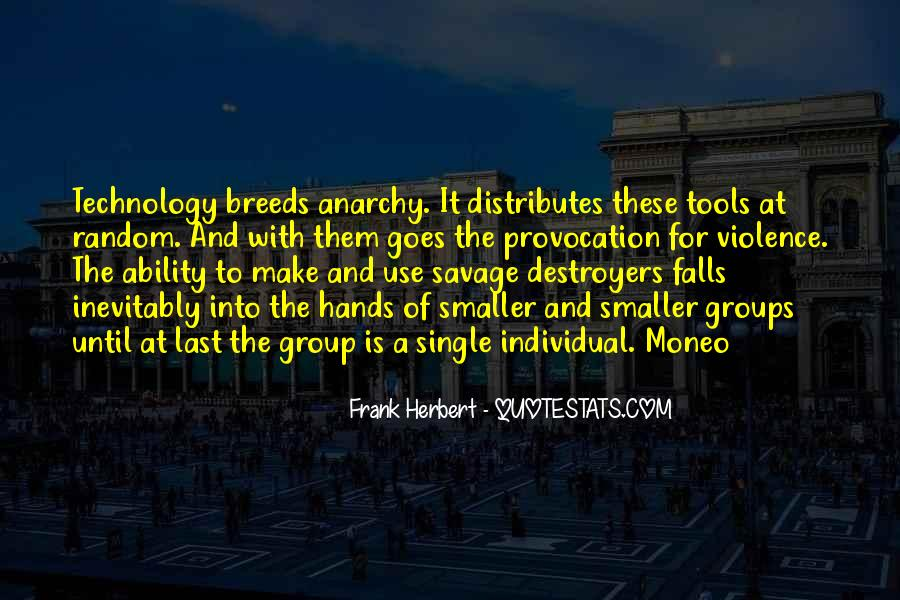 Quotes About Destroyers #591507