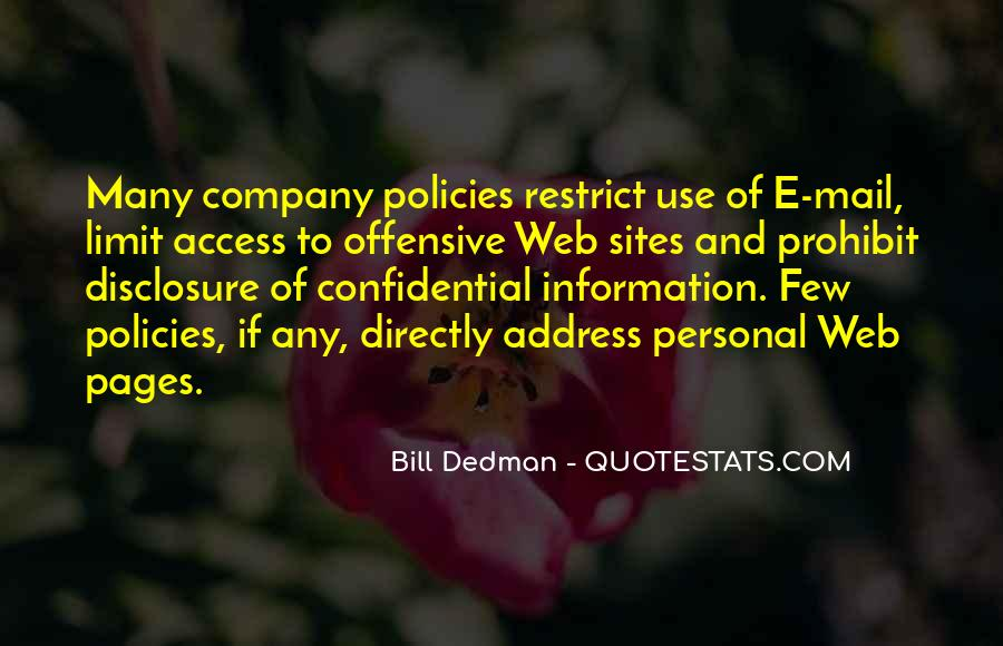 Quotes About Web Pages #363626