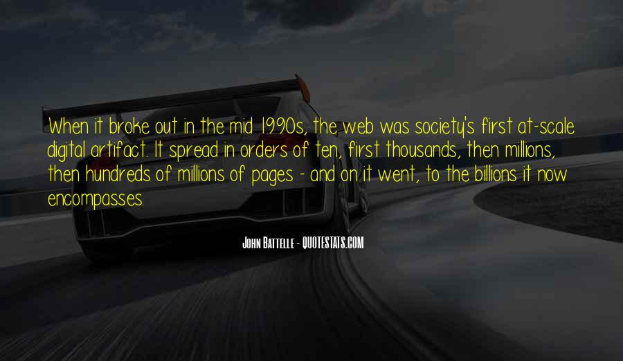 Quotes About Web Pages #418572