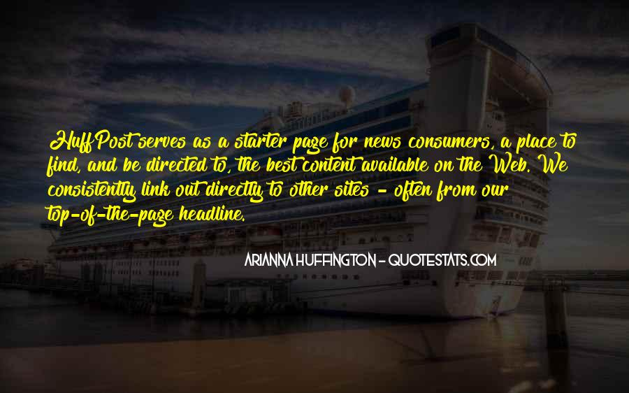 Quotes About Web Pages #784332