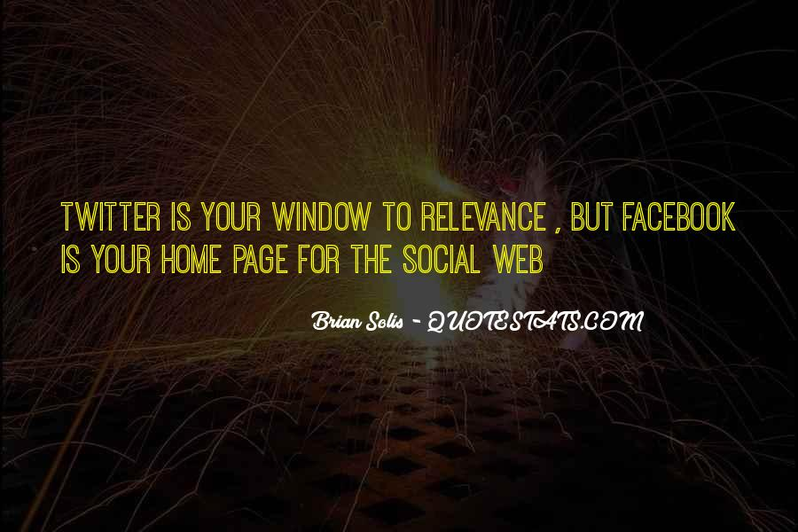Quotes About Web Pages #806594
