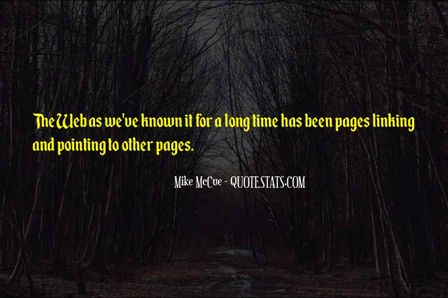 Quotes About Web Pages #833320