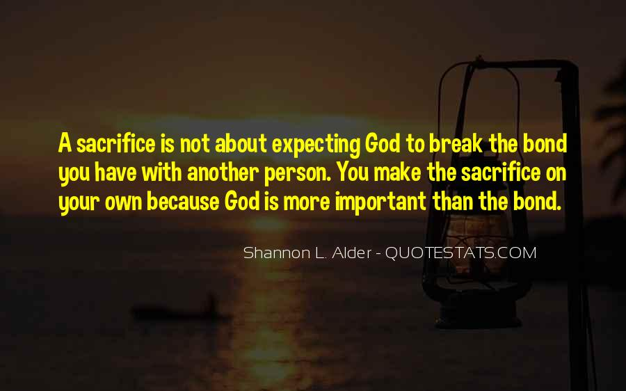 Quotes About Devotion To God #1075455