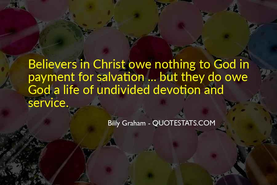 Quotes About Devotion To God #1169737