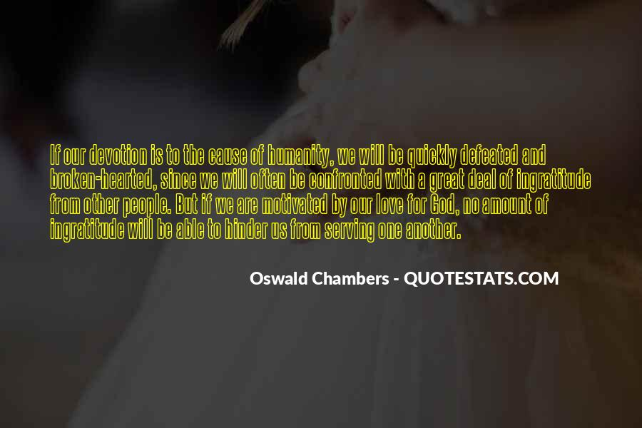 Quotes About Devotion To God #1235781