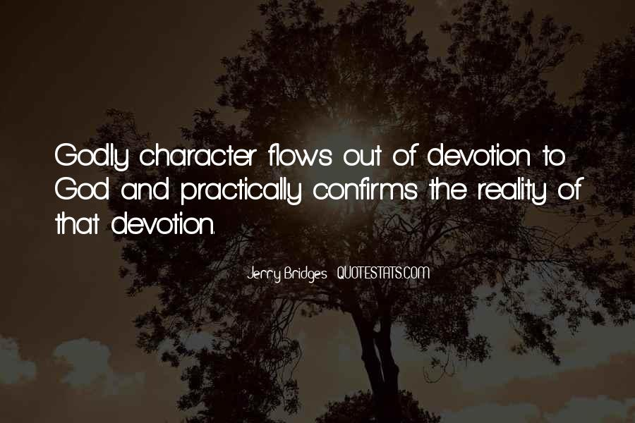 Quotes About Devotion To God #1238974