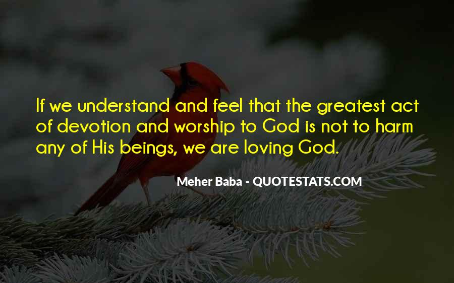 Quotes About Devotion To God #1426723
